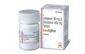 Ледипасвир: как принимать, побочные эффекты
