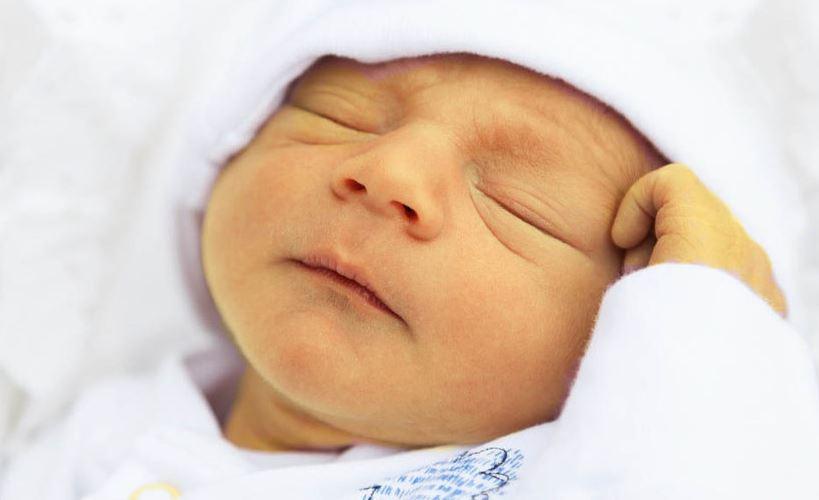 Желтуха у младенцев