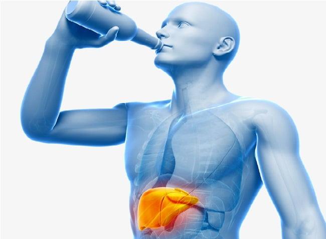 Алкогольный стеатогепатит