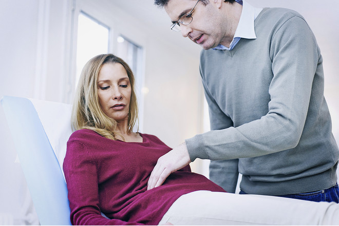 Диагностика персистирующего гепатита
