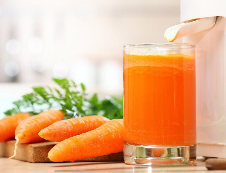 Лечение цирроза печени морковным соком