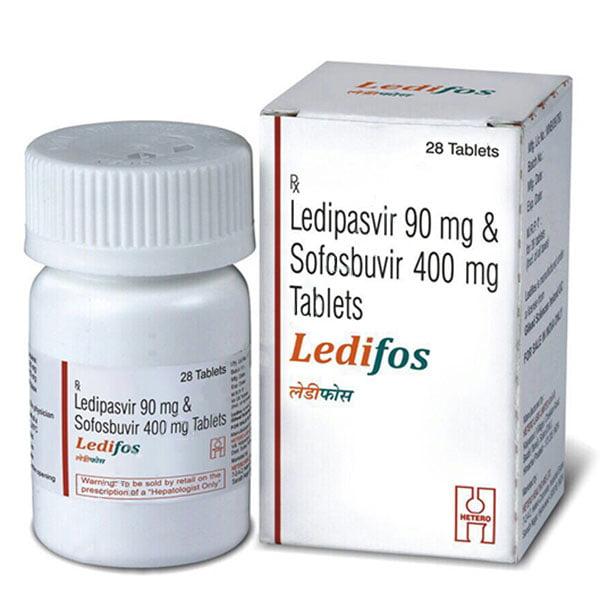 Ледипасвир