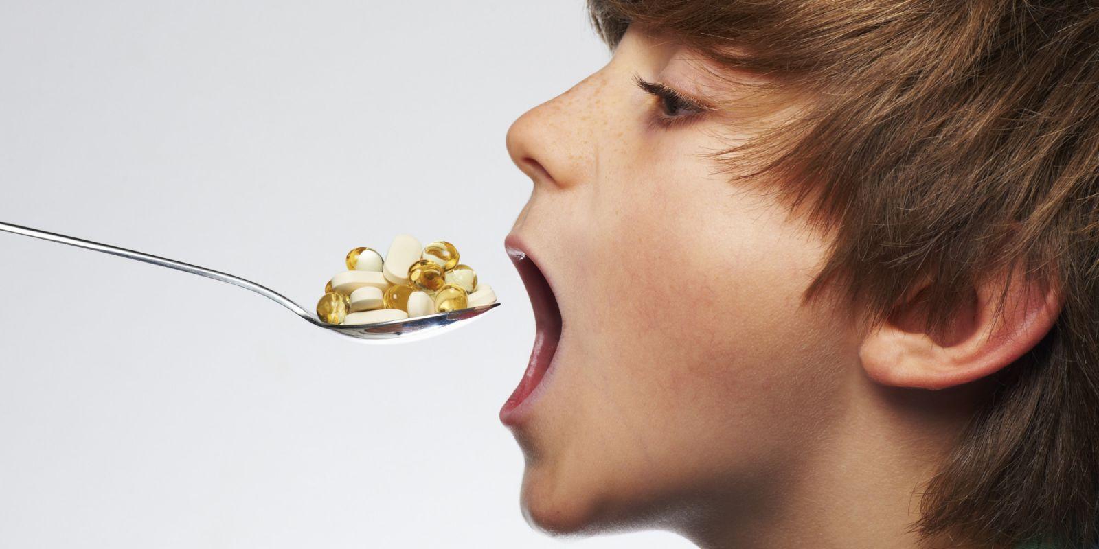 Липоевая кислота для детей