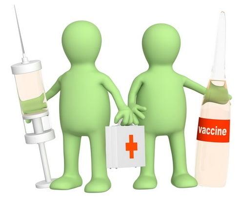Схемы постановки прививки от гепатита В