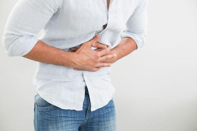 Симптомы боли в печени