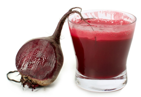 Свекольный сок для чистки печени