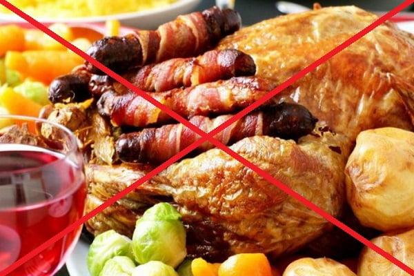 Что нельзя есть при гепатите С