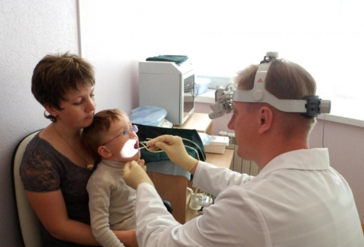 Диагностика холецистита у детей