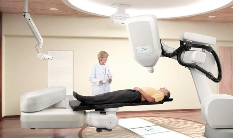 Метод радиохирургии для лечения метастаз в печени