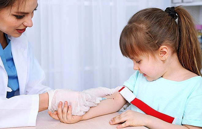 Низкий билирубин у ребенка
