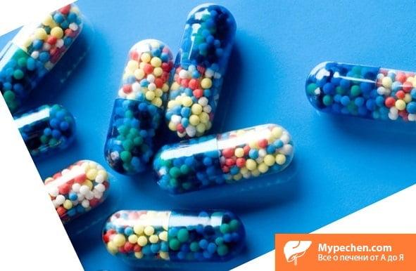 Препараты от вирусного гепатита