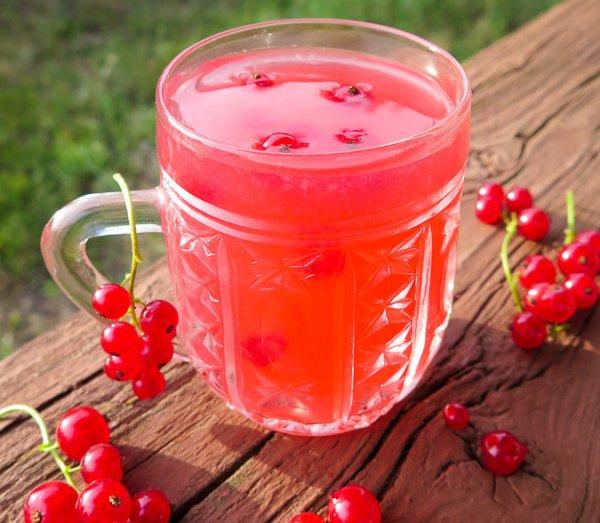 Рецепт киселя из ягод при циррозе печени