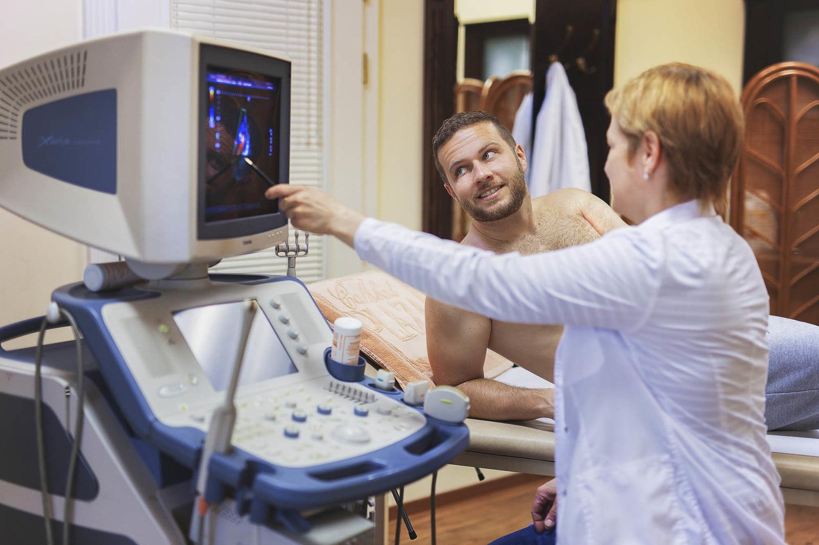 Сонография при холестерозе желчного пузыря