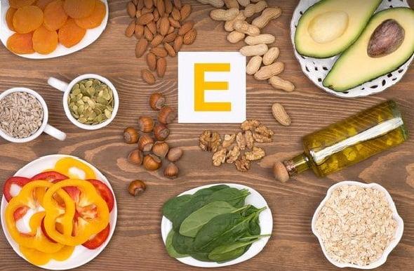Витамин Е для печени