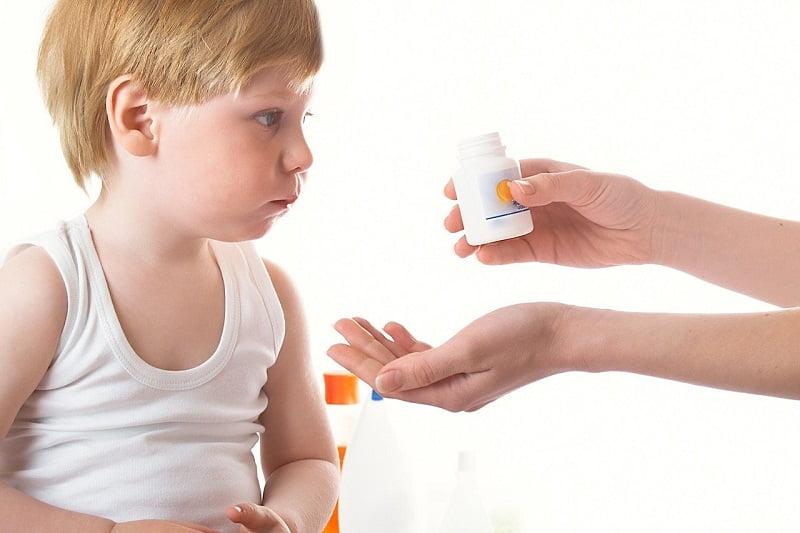 Витамины при детском холецистите