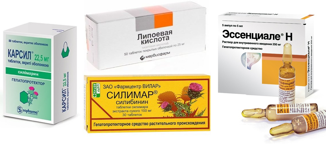 Восстановление печени при гепатите С